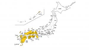 マダニ感染症地図